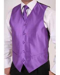 pastel color 2-Piece Vest