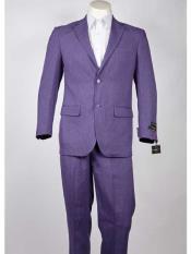 Collared Purple pastel color