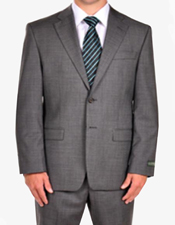 Steel Grey Dress Suit