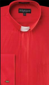 Collar Clergy dress Cheap