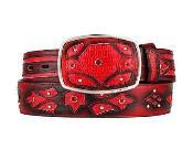 Western Belt red pastel