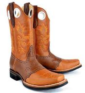 Exotic Rodeo Style Leather