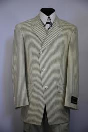 Green Suit Side Button