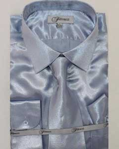 Luxurious Shirt Light Blue