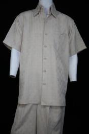 Gridlock Short Sleeve Ivory