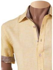 Fashion Shirt Short Sleeve