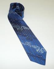 Silk Blue Crystal Formal