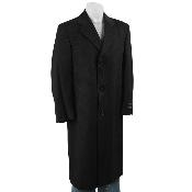 Classic overcoats for men
