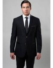 Vent Black Slim Fit