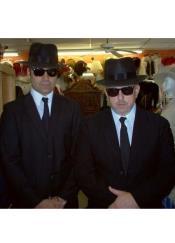 Black Suit Costume +