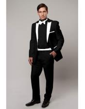 Slim Tux Black With