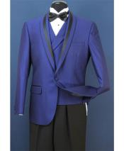 Breasted tuxedos for prom