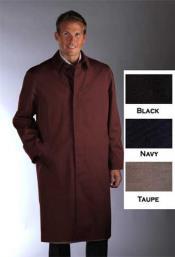 Classic Poplin Raincoat -