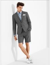 Button Suit For Men