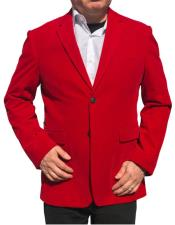 2 Button Suit Jacket