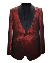 ID#SP24943 Cheap Fashion  Big and Tall Large Man ~ Plus Size Plus Size Shawl Lapel Sport Coats Jackets Blazer