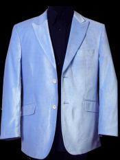 Light Blue Blazer Mens