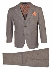 2 Piece Notch Lapel