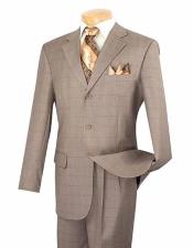 Discount Suits 3 Buttons