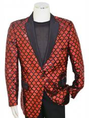 ~ Red Blazer Diamond