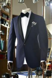 Black Vested Lapel 3