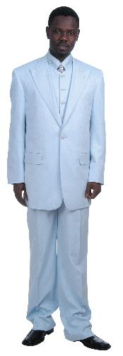 Single Buttons Zoot Suit
