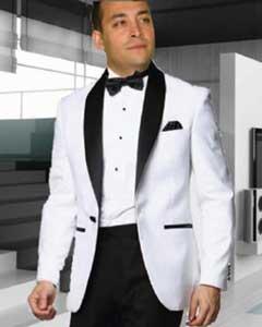 Tuxedo with a Dark