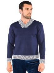 Sleeve Classic Square Navy