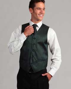 4-Piece Wedding Vest For