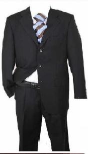 Dark colorBlack Funeral Suit