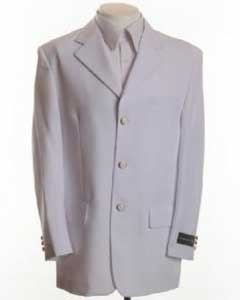 New White Sportcoat Jacket