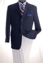 Three Buttons Sportcoat Jacket