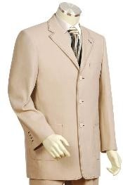 buttons Brownpaper Suit
