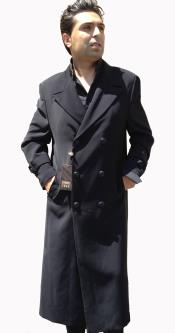 Coat Ankle length overcoats