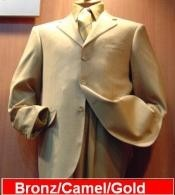 Khaki Color Suit