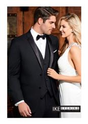 2-Button Parker Notch Tuxedo