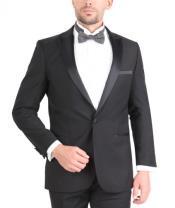 Fit Wedding Tuxedo Two