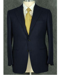 ID#NVTZ-100 Two buttons Style Jacket Superior fabric 100' Wool fabric Suit With Pleated creased Pants in 6 Colors