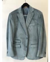 2 Button Blue Blazer