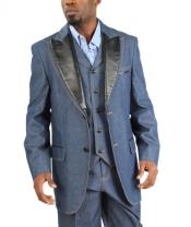Fashion Two Button Blazer