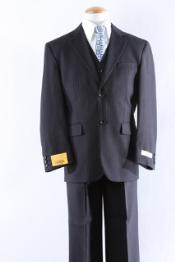 ID#KA3333 Two Button 5 Pcs Boy Dress kids suits available in little boys 3 three piece suit Combo Size From Baby to Teen