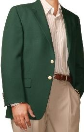 Best Cheap Green Blazer