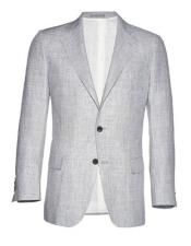 2 Button Grey Blazer