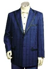 Button Suits for Men