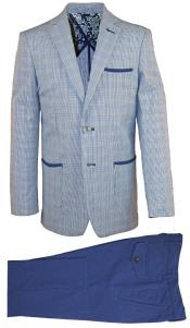 2 Button Notch Lapel