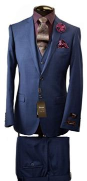 Button Slim Fit Discounted