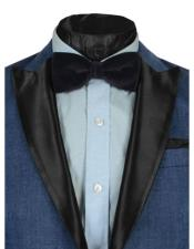Button Notch Lapel Linen