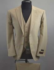Modern Fit Peak Lapel