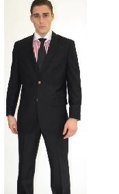 Two buttons Dark color black Best Cheap men's Wholesale Blazer Cheap Priced Unique Fancy Big Sizes on sale Affordable Sport Coats