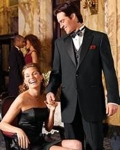 SEU#ER345 EXTRA Superior fabric 150'S Wool fabric Two buttons Dark color black TUXEDO WITH NOTCH LAPLE IT A BEAUTY FOR ANY WED